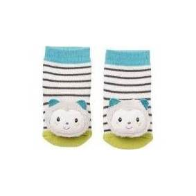 Fehn Rattle Cat Yuki socks