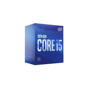 Intel Core i5 10400 - 2.9 GHz - 6 kjerner - 12 strenger - 12 MB cache - LGA1200 Socket - Boks