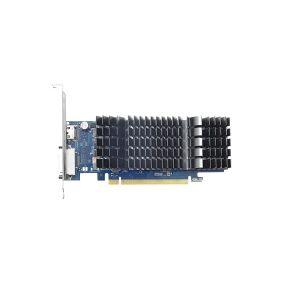 Asus GT1030-SL-2G-BRK - Grafikkort - GF GT 1030 - 2 GB GDDR5 - PCIe 3.0 lav profil - DVI, HDMI - uten vifte