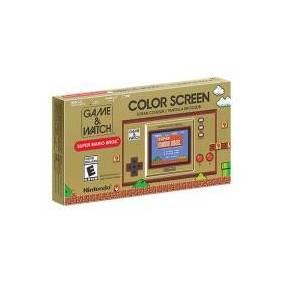 Nintendo Game & Watch Super Mario Bros. - Elektronisk spill for håndholdt