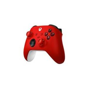 Microsoft Xbox Wireless Controller - Håndkonsoll - trådløs - Bluetooth - pulse red - for PC, Microsoft Xbox One, Android, Microsoft Xbox Series S, Microsoft Xbox Series X