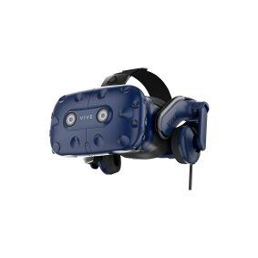 HTC VIVE Pro - Headset Only - hodesett for virtuell virkelighet - 2880 x 1600 @ 90 Hz