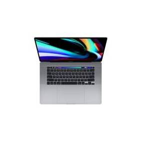 Apple MacBook Pro with Touch Bar - Core i7 2.6 GHz - macOS Big Sur 11.0 - 16 GB RAM - 512 GB SSD - 16 IPS 3072 x 1920 @ 60 Hz - Radeon Pro 5300M / UHD Graphics 630 - Wi-Fi, Bluetooth - romgrå - kbd: Dansk