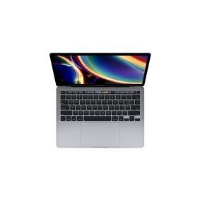 Apple MacBook Pro with Touch Bar - Core i5 2 GHz - macOS Big Sur 11.0 - 16 GB RAM - 512 GB SSD - 13.3 IPS 2560 x 1600 (WQXGA) @ 60 Hz - Iris Plus Graphics - Wi-Fi, Bluetooth - romgrå - kbd: Dansk