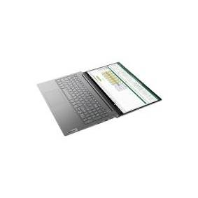 Lenovo ThinkBook 15 G2 ITL 20VE - Core i5 1135G7 / 2.4 GHz - Win 10 Pro 64-bit - 8 GB RAM - 256 GB SSD NVMe - 15.6 IPS 1920 x 1080 (Full HD) - Iris Xe Graphics - Wi-Fi 6, Bluetooth - dobbelttone mineralgrå - kbd: Nordisk