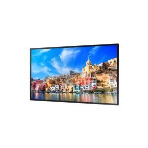 Samsung OM75R - 75 Diagonalklasse OMR Series LED-bakgrunnsbelyst LCD-skjerm - digital signering - Tizen OS - 4K UHD (2160p) 3840 x 2160
