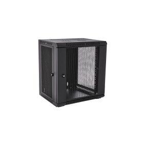 V7 RMWC12UV450-1E - Rack - skap - veggmonterbar - 12U