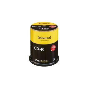 Intenso - 100 x CD-R - 700 MB (80 min) 52x - spindel