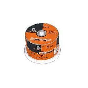 Intenso - 50 x CD-R - 700 MB (80 min) 40x - spindel