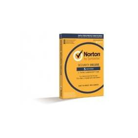 Symantec NORTON Security Deluxe 1Jahr,5 Device,BOX,deutsch,Vollvers.