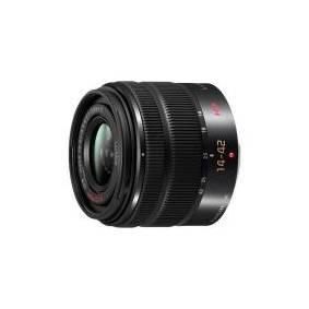 Panasonic Lumix H-FS1442A - Zoom-linse - 14 mm - 42 mm - f/3.5-5.6 G VARIO II ASPH - Micro Four Thirds - for Lumix G AG-GH4UP, DC-G100, G110, G9, G90, G9L, G9M, GX880, GX9, GX9H, GX9K, GX9M, GX9W