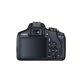 Canon EOS 2000D - Digitalkamera - SLR - 24.1 MP - APS-C - 1080 p / 30 fps - kun hus - Wi-Fi, NFC
