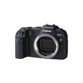 Canon EOS RP - Digitalkamera - speilløst - 26.2 MP - Full Frame - 4K / 25 fps - 4.3optisk x-zoom RF 24-105 mm F4 L IS USM-linse - Wi-Fi, Bluetooth - med Canon Mount Adapter EF-EOS R