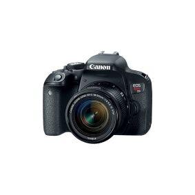 Canon EOS 800D - Digitalkamera - SLR - 24.2 MP - APS-C - 1080 p / 60 fps - 3optisk x-zoom EF-S 18-55 mm IS STM linse - Wi-Fi, NFC, Bluetooth