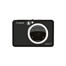 Canon Zoemini S - Digitalkamera - kompakt med instant photo printer - 8.0 MP - Bluetooth, NFC - matt svart