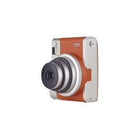 Fujifilm Instax Mini 90 NEO CLASSIC - Øyeblikkskamera - linse: 60 mm brun