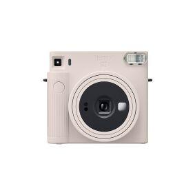 Fujifilm Instax SQUARE SQ1 - Øyeblikkskamera - linse: 65.75 mm - instax SQUARE kritthvit