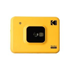 Kodak Mini shot Combo 3 digital camera yellow