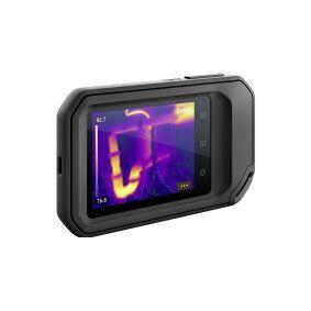 FLIR C3-X Compact Termisk kamera -20 til 300 °C 8.7 Hz MSX®, WiFi, integreret digitalkamera, Faldsikker fra 2 m, Integreret LED-lampe