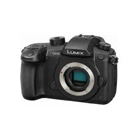 Panasonic Lumix DC-GH5, 20,3 MP, 5184 x 3888 piksler, Live MOS, 4K Ultra HD, Berøringsskjerm, 645 g
