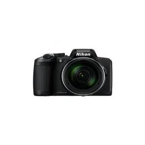Nikon COOLPIX Fotokamera B600 Schwarz, 16 MP, 4608 x 3456 piksler, CMOS, 60x, Full HD, Svart