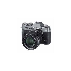 Fujifilm X -T30 + XF 18-55mm, 26,1 MP, 6240 x 4160 piksler, CMOS, 4K Ultra HD, Berøringsskjerm, Antrasitt