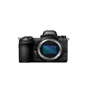 Nikon Z 6, 24,5 MP, 6048 x 4024 piksler, CMOS, 4K Ultra HD, Berøringsskjerm, Svart
