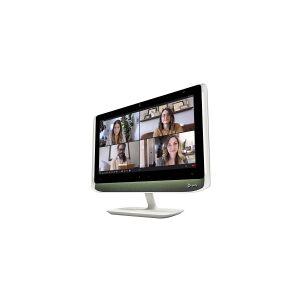 Plantronics Poly Studio P21 - LCD-skjerm - 21.5 - 1920 x 1080 Full HD (1080p) - 250 cd/m² - 1000:1 - USB-C - høyttalere