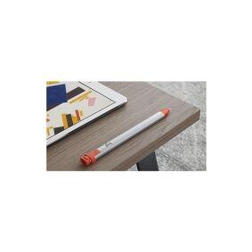 Logitech Crayon - Digital penn - trådløs - intens sorbet - for Apple 10.5-inch iPad Air (3rd generation)  11-inch iPad Pro  12.9-inch iPad Pro (3rd generation)  9.7-inch iPad (6th generation)  iPad mini 5