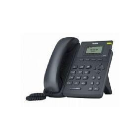 Yealink SIP-T19P E2, Svart, Kablet håndsett, Digitalt, In-band, Out-of band, SIP-info, LCD, 132 x 64 piksler