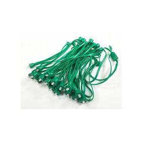 MiPow Playbulb String, 40 lamper, LED, Multi, 20000 timer, Inne/Ute, Grønn