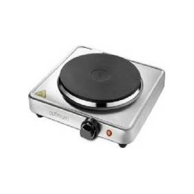 Optimum Free-standing hob Optimum 1-BURNER ELECTRIC STOVE PK-1560 STEEL - shopping for companies. - PK-1560