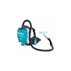 Makita cordless backpack vacuum cleaner DVC261ZX15, Canister(blue / black, without battery and charger)