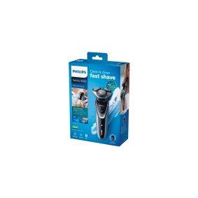 Philips SHAVER Series 5000 S5530 - Barbermaskin - trådløs - cherry/super nova silver