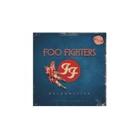 Euro Pilot Foo Fighters - Retroactive - Vinyl
