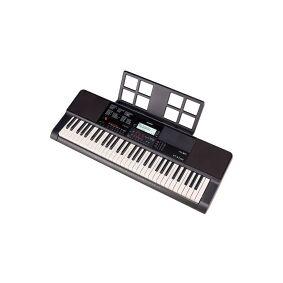 Casio CT-X700 Keyboard Sort inkl. strømforsyning