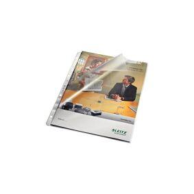 Leitz - Topp- og sidematingsarkbeskytter - A4 - blank - for P/N: 10105015, 10105045, 10105075, 10105085, 10105095, 10470001, 10470095, 42020001