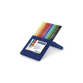 STAEDTLER ergosoft jumbo - Fargeblyant - assorterte farger - 4 mm - pakke av 12