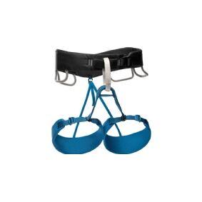 Black Diamond Momentum Harness Climbing Harness - Men's Blue M (BD6511014015MD_1)