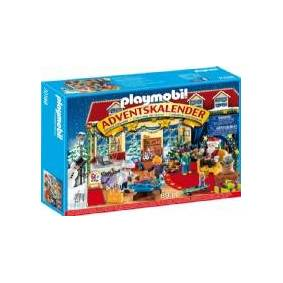 Playmobil 70188, julekalender 24 låger, Jul i legetøjsbutikken/leketøysbutikken