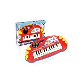Bontempi 12 2230, Musikalsk instrument til lek og moro, Piano, 3 år, Gutt/Jente, Flerfarget, Batteri