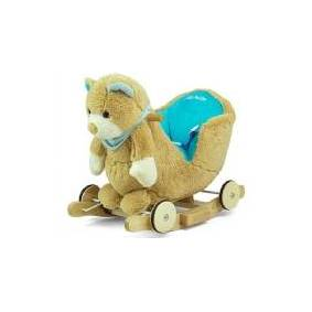 Milly Mally Teddy Bear Polly - Blue Bear