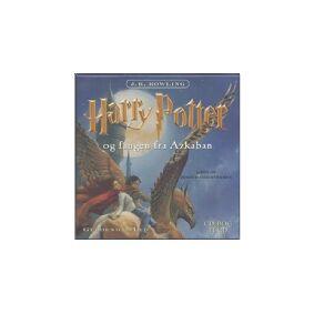 CSBOOKS Harry Potter og fangen fra Azkaban - cd   J. K. Rowling J.K. Rowling   Språk: afr