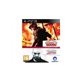 Ubisoft Entertainment Splinter Cell Double Agent + Rainbow 6 Vegas Compilation (PEGI) / PS3