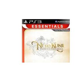 Namco Ni No Kuni Wrath Of The White Witch PS3 Game (Essentials)