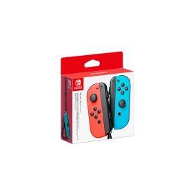 Nintendo Joy-Con (Venstre & Højre)- Gamepad - trådløs - Rød / Blå (sæt) - for Nintendo Switch