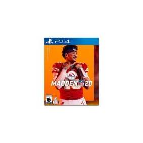 Electronic Arts Madden NFL 20 - PlayStation 4