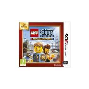 Nintendo LEGO City: Undercover - The Chase Begins (Selects) / 3DS