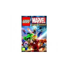 Warner Bros. Warner Bros LEGO Marvel Super Heroes, Xbox One, Xbox One, Flerspillermodus, E (Alle)