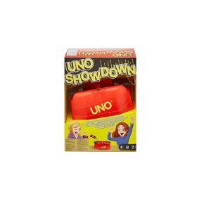 Mattel Games UNO Showdown, Lavest poengsum vinner, Gutt/Jente, 7 år